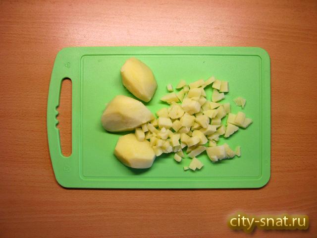 Блюда из копчёных рёбрышек в мультиварке